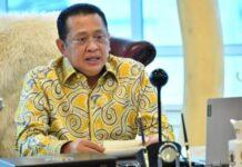 Ketua Majelis Permusyawaratan Rakyat Republik Indonesia (MPR RI) Bambang Soesatyo. (Foto : Istimewa)